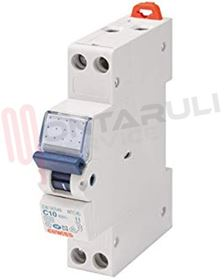 Picture of INTERRUTTORE MAGNETOTERMICO 1P+N C10 4,5KA 1 MOD. -S.