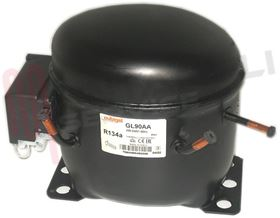 Picture of KIT COMPRESSORE R134A 1/3HP GL90AA