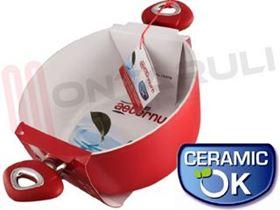 Picture of CERAMICA OK CASSERUOLA CM.24 2MANICI
