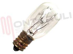 Immagine di LAMPADA PICCOLA PERA CHIARA E12 7W 230V