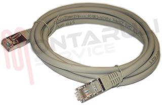 Picture of CAVO S/FTP CAT 6 PATCH MT.2 GRIGIO
