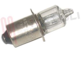 Picture of LAMPADA ALOGENA 2,8V 0,85A HPR 52 29X9MM.