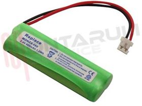 Picture of BATTERIA 2,4V 500MAH FOR CORDLESS