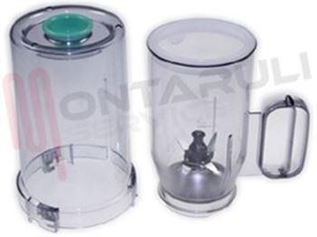 Immagine per la categoria Bicchieri, contenitori e coperchio macinacaffè