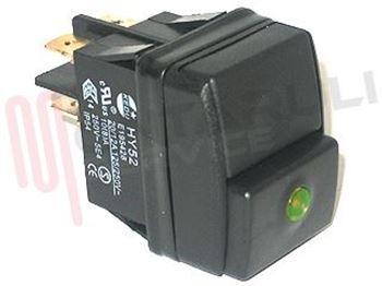 Immagine per la categoria Interruttori e commutatori in cava 30x22mm e protezioni